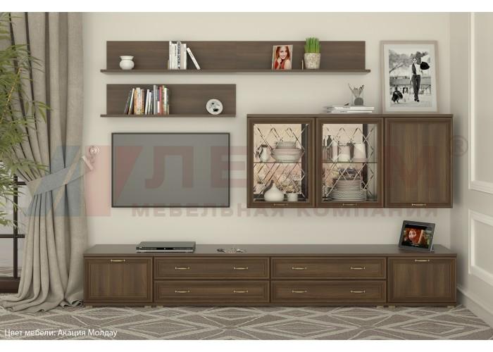 Стенка в гостиную Карина - композиция 10