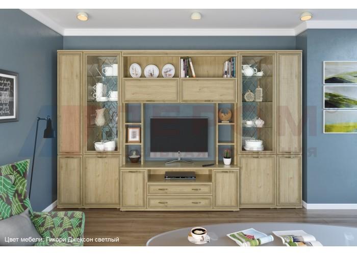 Стенка в гостиную Карина - композиция 4