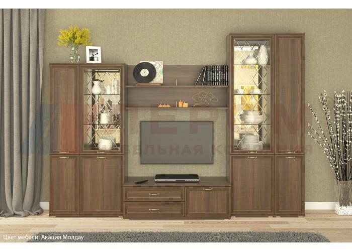 Стенка в гостиную Карина - композиция 24