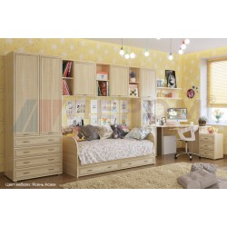 Детская мебель Карина - композиция 1