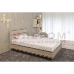 Кровать с ортопедическим основанием КР-2001