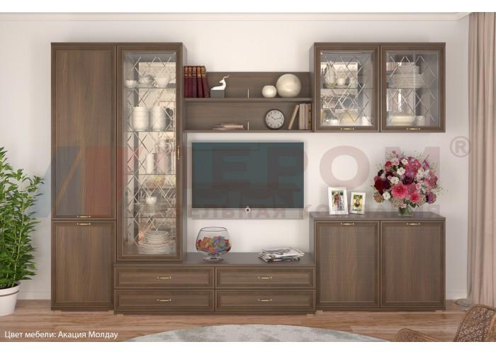 Стенка в гостиную Карина - композиция 8