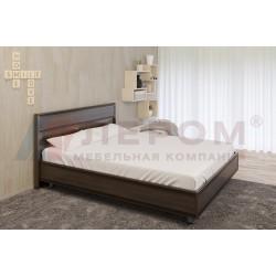 Кровать с ортопедическим основанием КР-2002