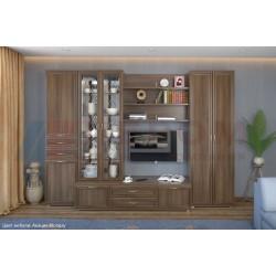 Стенка в гостиную Карина - композиция 14