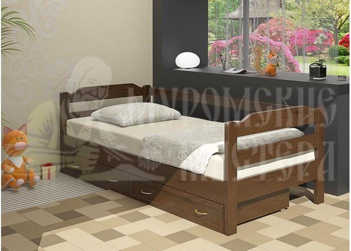 """Кровать из сосны """"Малютка"""""""