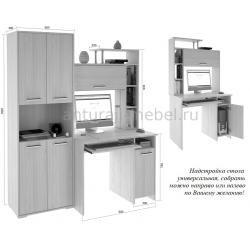Компьютерный стол Антураж 4