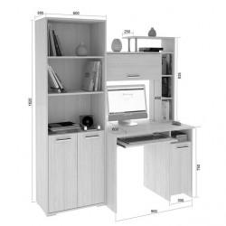 Компьютерный стол Антураж 3